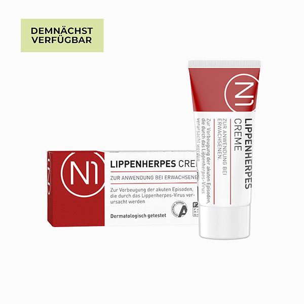 N1-lippenherpes